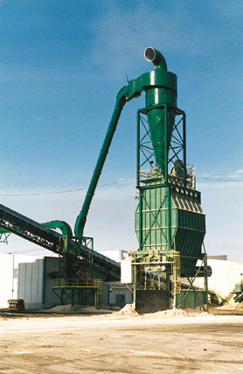 Cyclones And Multi Cyclones Dust Collectors